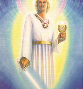 Now Entering Phase 2 of Planetary Ascension per Archangel